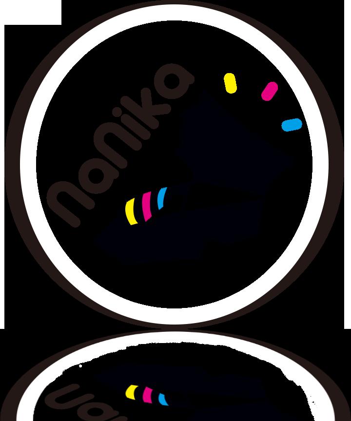 NaNika ロゴ